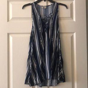 Show Me Your Mimi Striped Dress